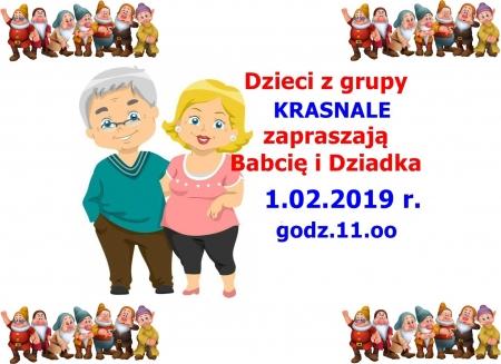 Ogłoszenie - zmiana daty Uroczystości w Krasnalach
