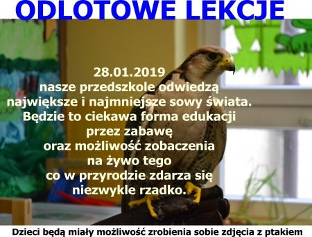 Odlotowe lekcje - 28.01.2019 r.