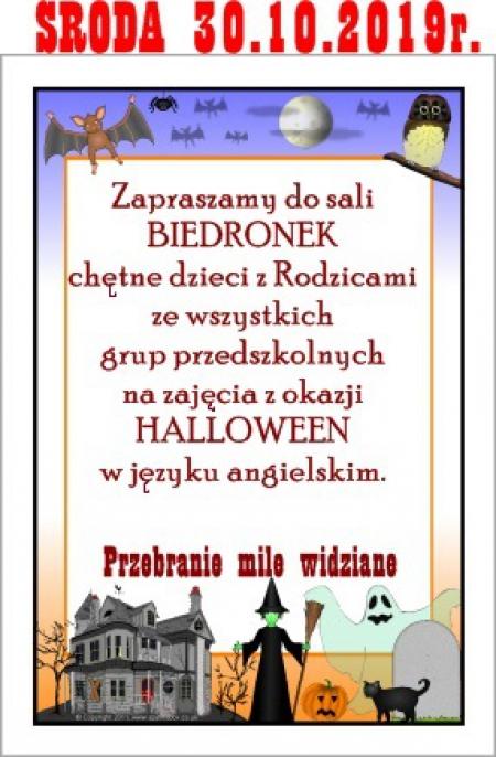 Zaproszenie do grupy Biedronek