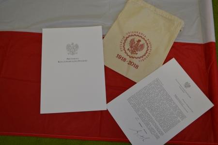 List od Prezydenta