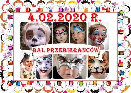 Bal Przebierańców - 4.02.2020 r.