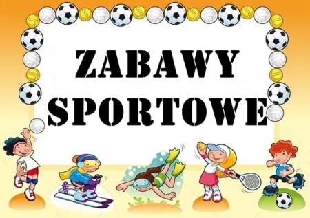 Zabawy sportowe
