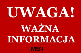 Informacja MEN